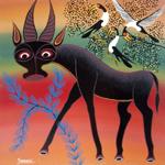 アフリカンアート「ティンガティンガ」の鼓動を感じる