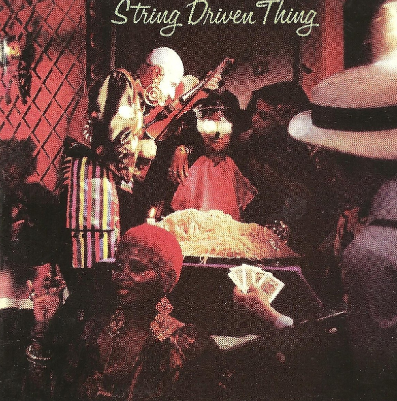 STRING DRIVEN THING「String Driven Thing」