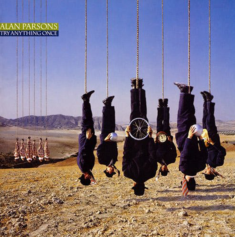 ALAN PARSONS「TRY ANYTHING ONCE」