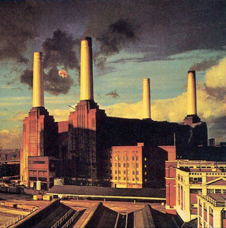 PINK FLOYD「Animals」