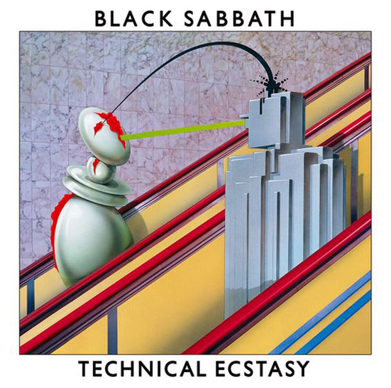 BLACK SABBATH「technical Ecstasy」