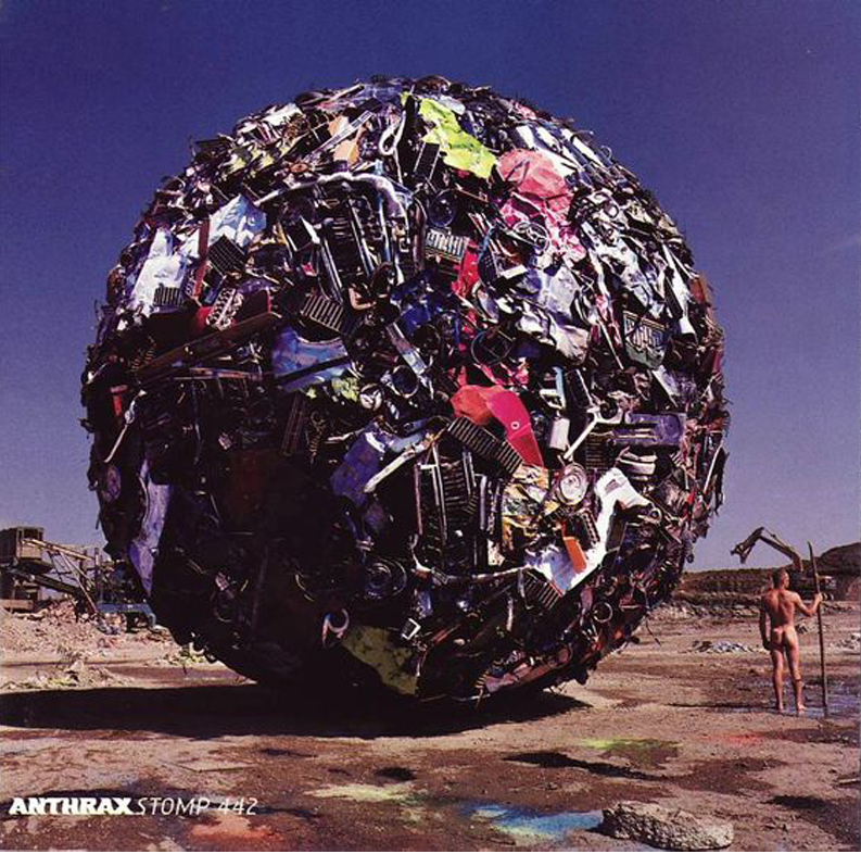 ANTHRAX「Sromp442」