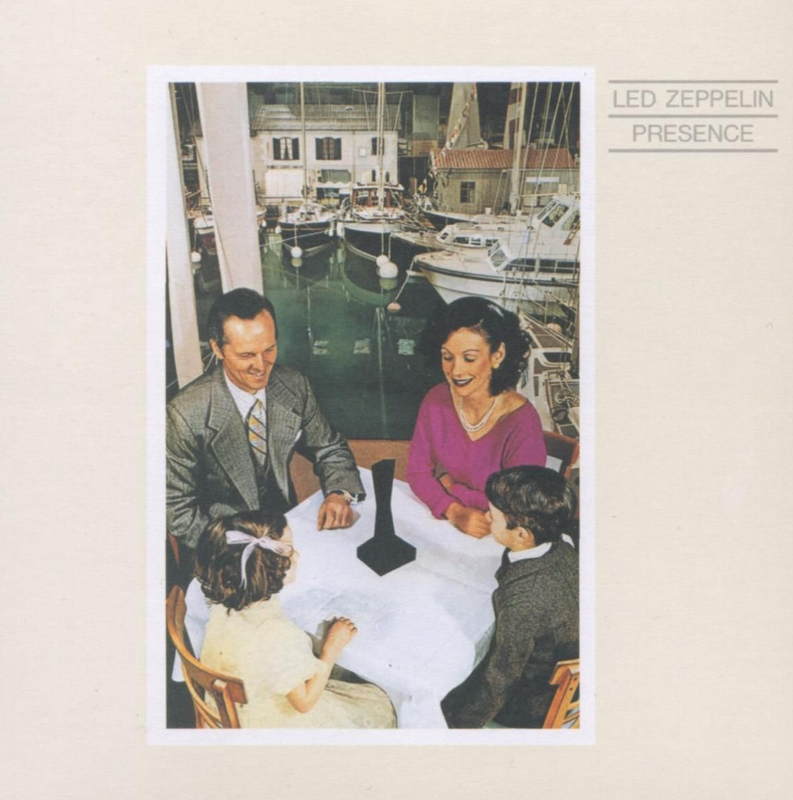 LED ZEPPELIN「Presence」