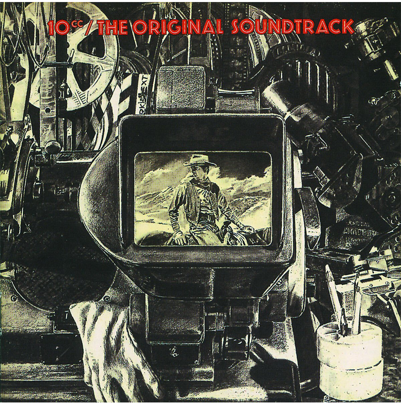 10cc「Original Soundtrack」