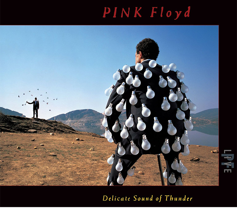 PINK FLOYD「Delicate Sound of Thunder」