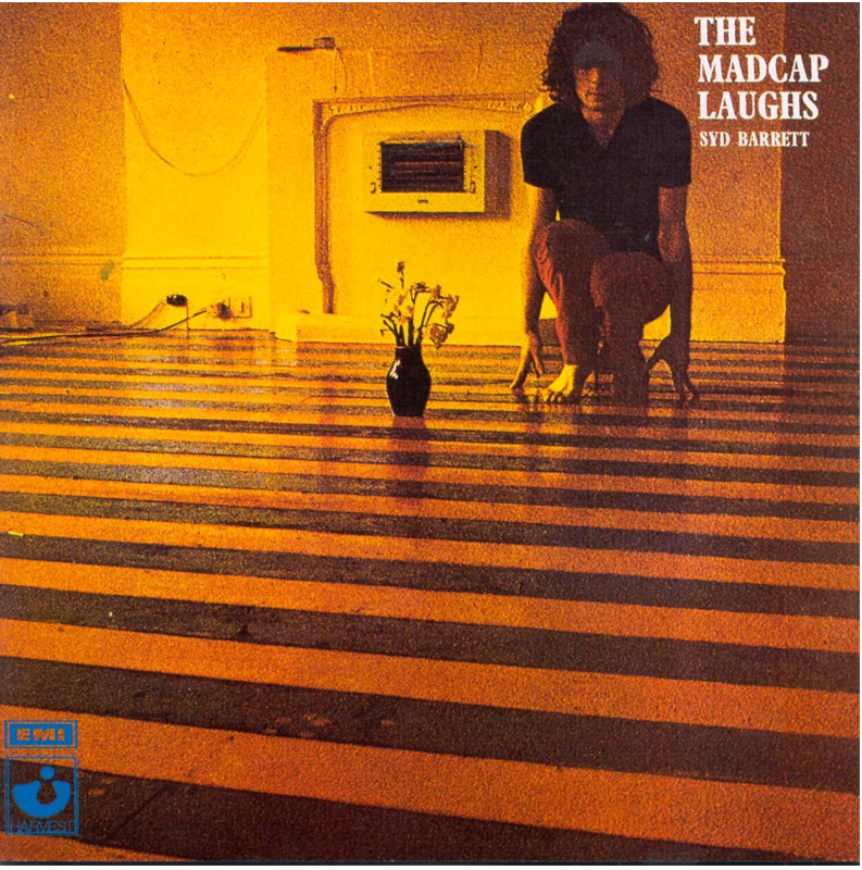 SYD BARRET「Madcap Laughs」