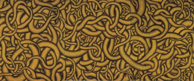 「黄樹」1992年