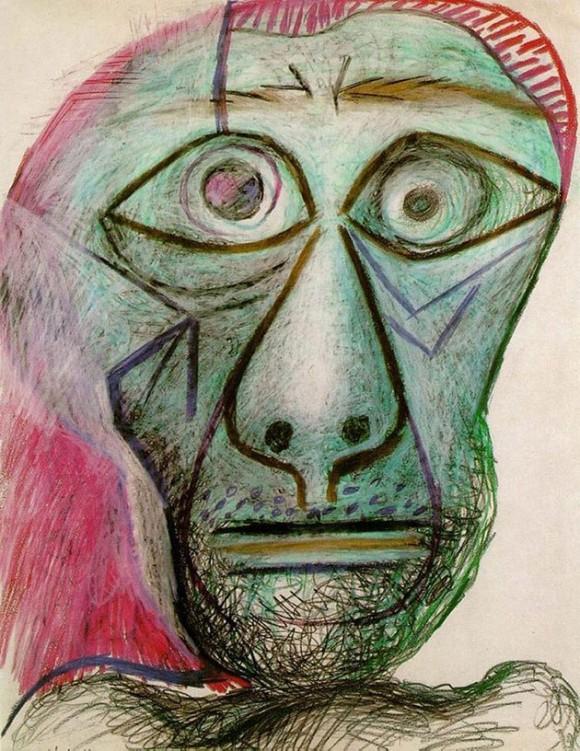 「自画像」1972年