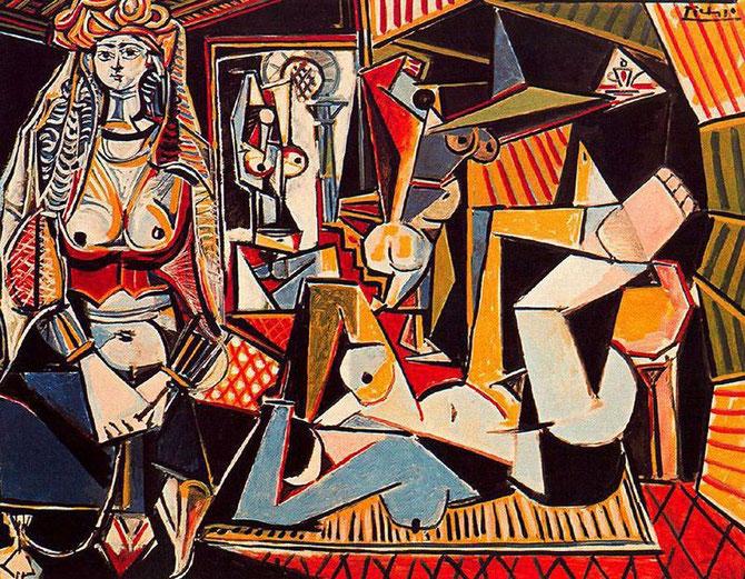 「アルジェの女」(1954-55年)