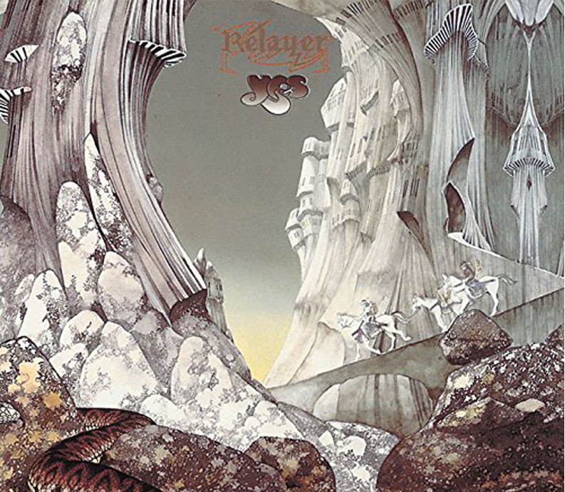 Yes「Relayer」