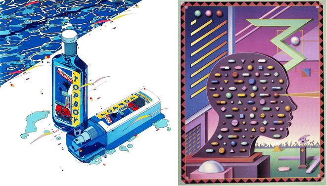 80年代デザイン