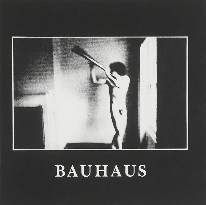 Bauhaus「In the Flat Field」