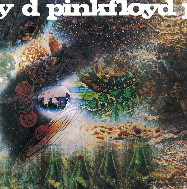 PINK FLOYD「神秘」