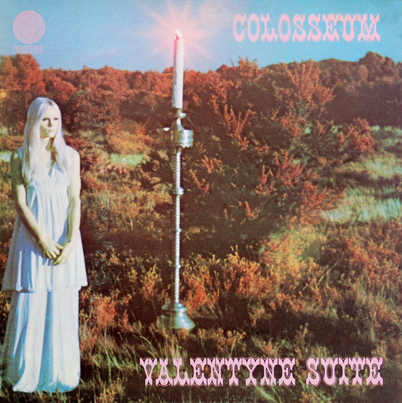 Colosseum 「Valentyne Suite - ヴァレンタイン組曲」