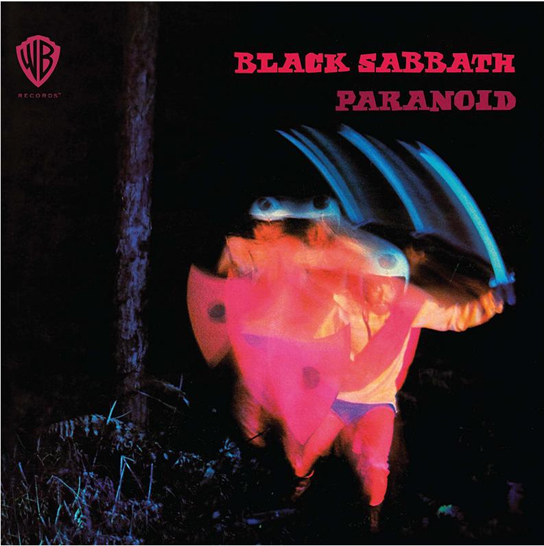 Black Sabbath「Paranoid - パラノイド」
